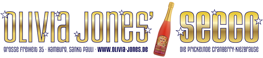 Logo Olivia Jones Secco