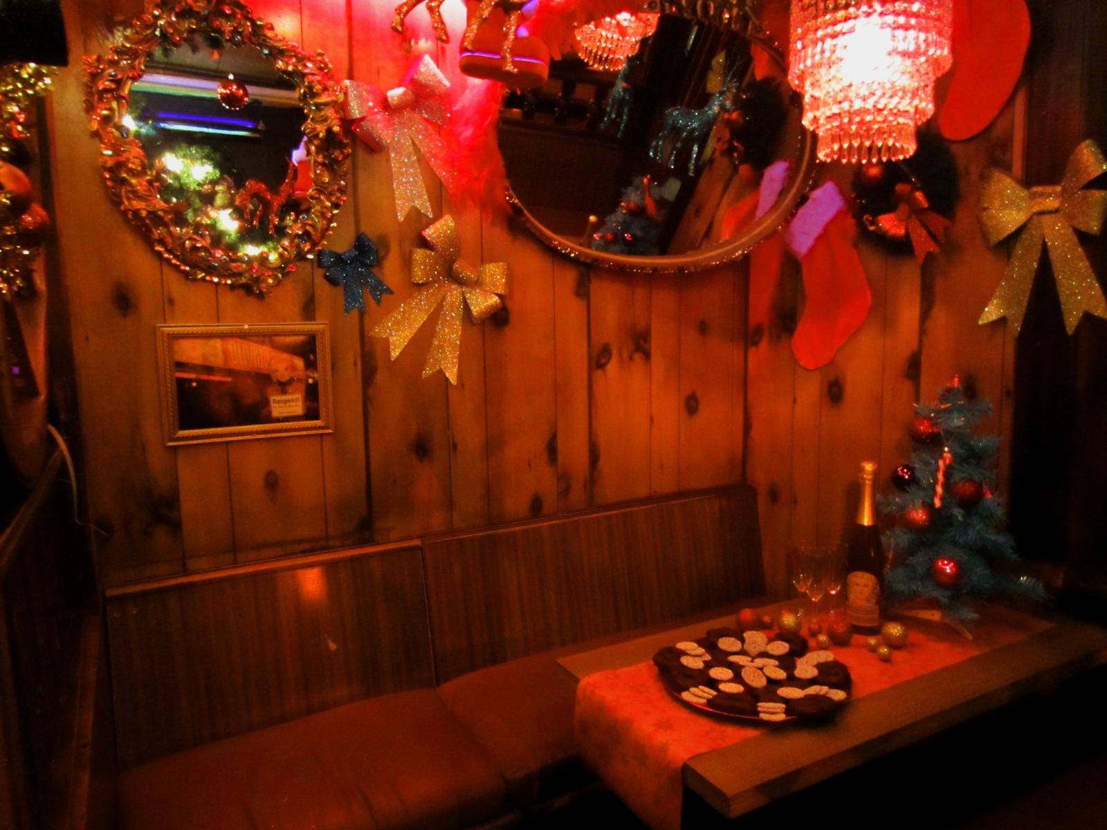 Olivia Jones Bar –Weihnachtsfeier-Lounge