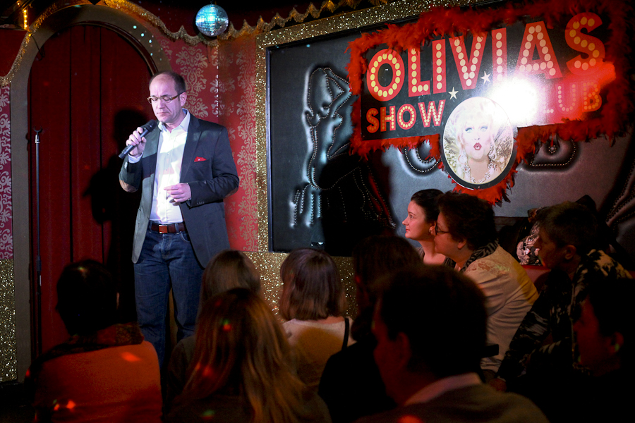 Olivias Comedy Puff – Stand up Comedy in Olivias Show Club