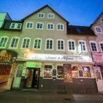 Große Freiheit, Gretel & Alfons, Tunneleingang Olivias Show Club