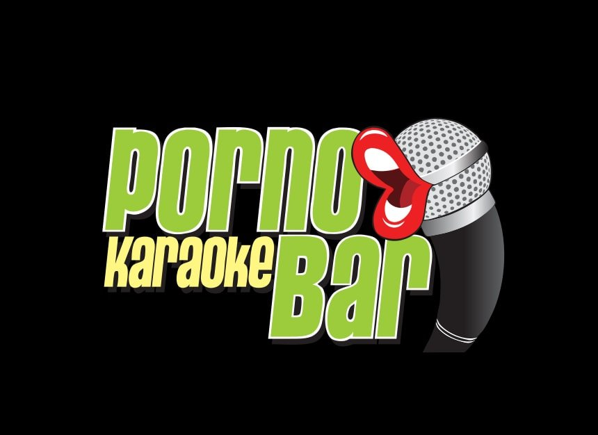Porno Karaoke Bar, Olivia Jones, Hamburg St. Pauli, Logo-compressed-90