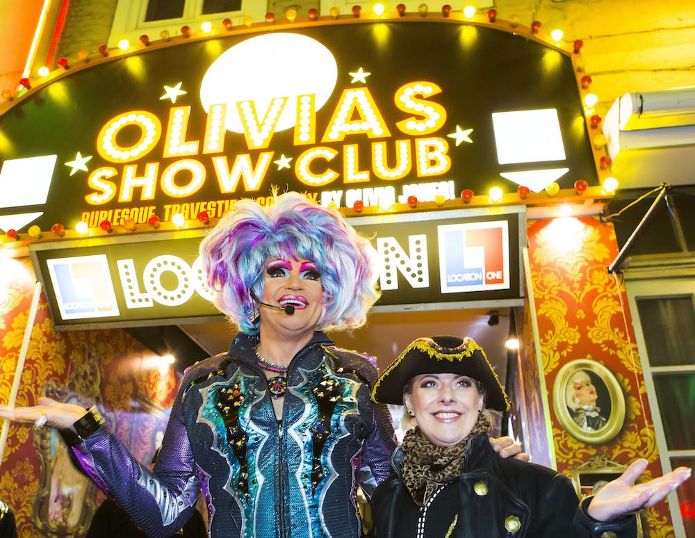 Olivias Show Club (c) www.larsberg.eu